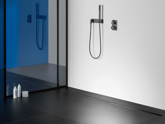 CeraFloor Select shower channel