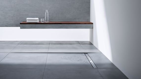 With CeraLine, Dallmer ushers in a new era in drainage for level-access showers.