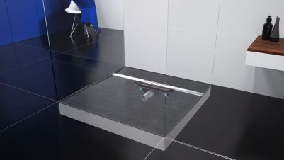 DallFlex shower underlay