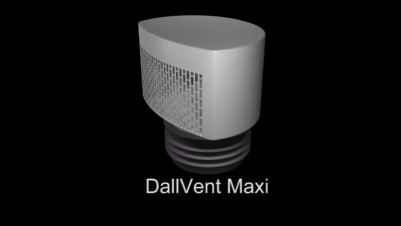 DallVent air-admittance valve